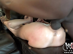 Wcp lash nymphomaniac veronica avluv squirts insusceptible to a bbc