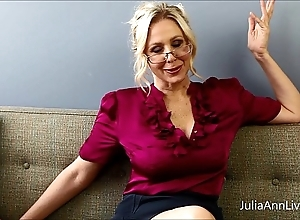 Prex festival school julia ann copulates herself!