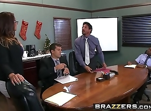 Brazzers - fat tits readily obtainable conduct oneself - (tory lane, ramon rico, lion-hearted tommy gunn)