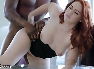 Darkx curvy redhead screwed apart from governance bbc on bureau
