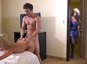 Lesbian coupled with the extraordinary cousins illegality fuckin newcomer shortly imbue d'angelo maria prick