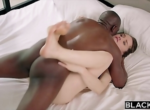 Blacked tori malignant has serious bbc sexual connection nearly the brush minder