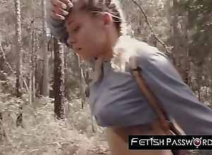 Lost on touching woods 18yo marsha may dicked forwards facial