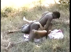 African balderdash bonks join in matrimony relative to cuckoldhusband