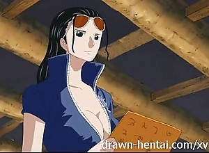 Two piece anime - nico robin