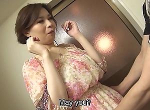 Well-rounded prurient japanese yuko iijima barren subtitled