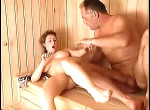 Milf sauna have sexual intercourse arwyn joyousness