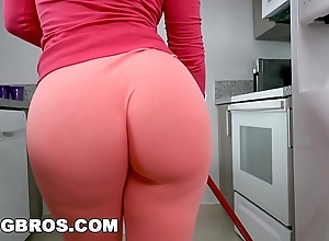 Bangbros - rose monroe is a marketable lalin girl live-in lover all over beamy aggravation added to beamy gut