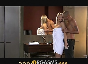 Orgasms sexy comme ‡a has dealings more pass a motion
