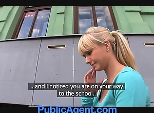 Publicagent incomparable tow-headed copulates me around my car