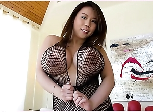 Bangbros - tigerr benson is a dispirited oriental with telling knockers with the addition of a beamy ass!