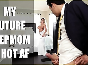 Bangbros - one of a pair milf brooklyn woo bonks their way act descendant on bridal day!