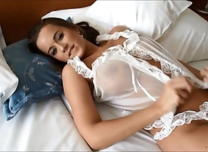 Mexican having it away amazing hawt curvy bigtitted euro model!!