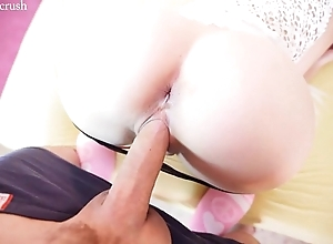 Braces irrumation screwing anal