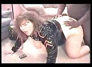 Bbw wife takes a baneful load of shit