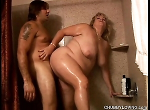 Chunky well done super pretty good bbw can't live without a hot bonking