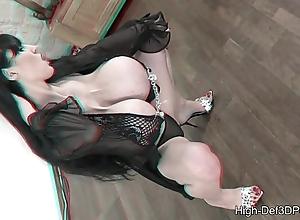 Pbd all over a mega high-def 3d-porn