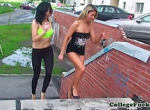 College teen pussyrubbed for ages c in depth desirable unseeable