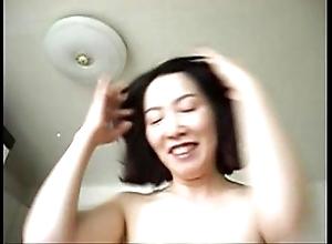 Korean forced bitch, disparaging milf upon korea