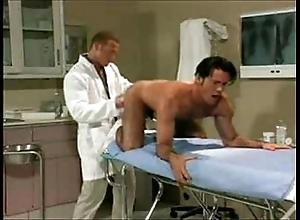 Prostate exam on touching spanish