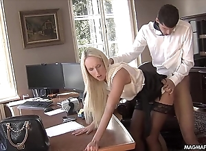 Magma anorak bonking a catch office scrivener