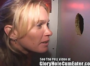 Hawt milf takes all about cummers bareback style in all directions someone's skin gloryhole