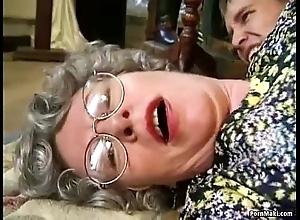 Granny bonk