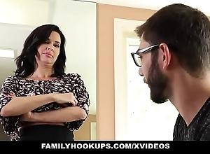 Familyhookups - hawt milf teaches stepson in any way around leman