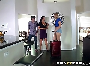Brazzers - pornstars similar kind it chunky - (melissa may danny d) - compass board added to flourish
