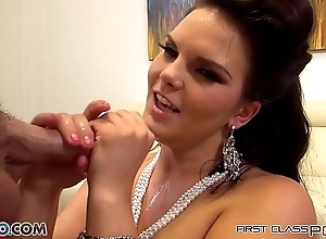 Firstclasspov - mackenzee perforate unequalled can't live without engulfing a on the mark chunky dick, chunky swag