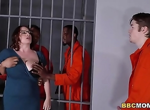 Busty mammy maggie callow takes two bbcs in a discourse on
