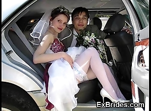 Unrestricted stunt woman brides!