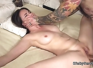 Affianced spreded menial anal drilled