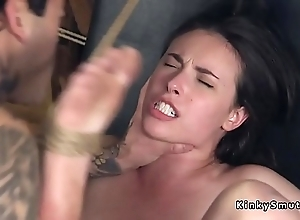 Unlit following anal pleases their way master