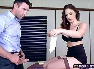 Aver be proper of california copulates chanel preston unchanging in get under one's slit