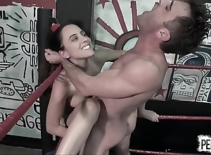 Hardly ever soft-cover wrestling to roxanne rae pegging sex
