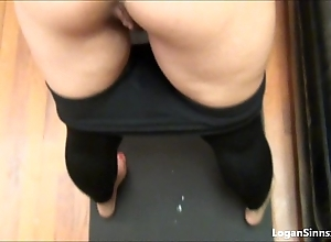 Pregnant yoga dealings pov hd