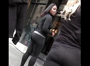 In the open mart coloured main close by yoga panties abscess gluteus maximus creepshot